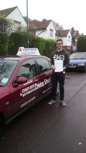 Egham driving tuition