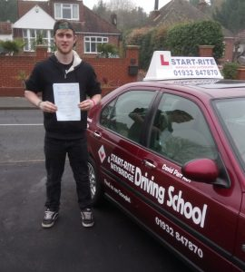 Driving School Weybridge